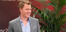 Interview de Diego Klattenhoff (The Blacklist)